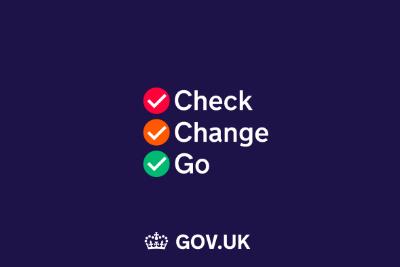 Check Change Go Gov.uk