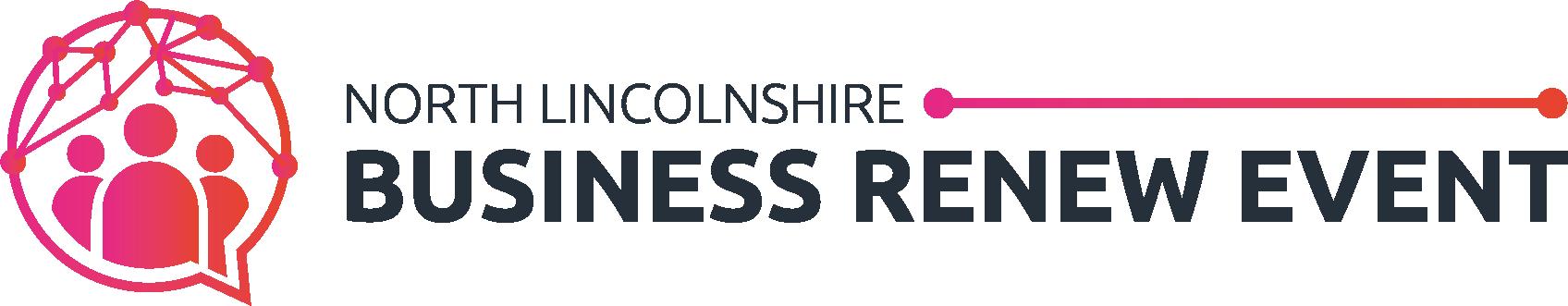 North Lincolnshire Business Renew Event 2021 Logo